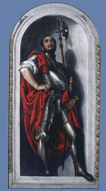 P.Veronese, Der hl.Menas by AKG  Images