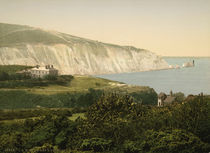 Isle of Wight (England), Photochrom by AKG  Images