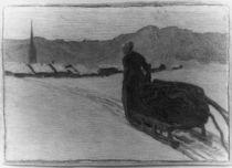 G. Segantini, Rueckkehr vom Wald von AKG  Images