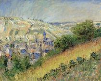 C.Monet, Vetheuil sur Seine by AKG  Images