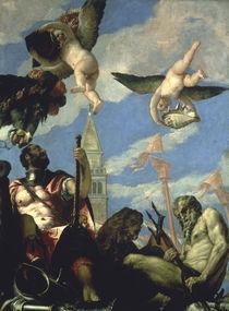 Veronese, Mars und Neptun von AKG  Images