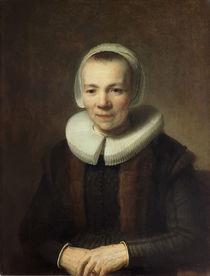 Rembrandt, Baertje Martens by AKG  Images