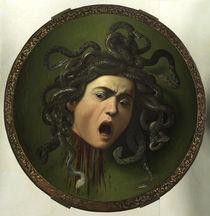 Caravaggio, Kopf der Medusa by AKG  Images