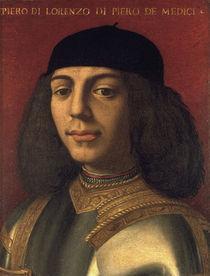Piero di Lorenzo de' Medici / Bronzino by AKG  Images