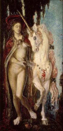 G. Moreau, La Licorne von AKG  Images