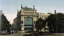 St.Petersburg, Kaufhaus Jelisejew / Foto by AKG  Images