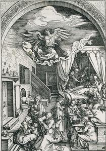 A.Duerer, Geburt der Maria by AKG  Images