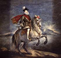Philipp III. von Spanien / Velazquez by AKG  Images