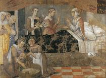 G.u.G.Bellini, Geburt Mariae by AKG  Images