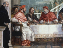 P.Veronese, Gastmahl Gregors des Grossen by AKG  Images