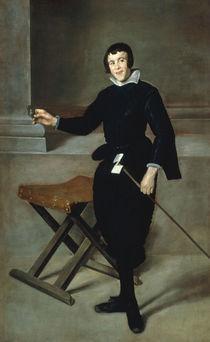 D.Velazquez, Hofnarr Juan Calabazas von AKG  Images