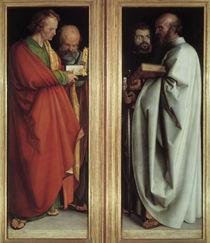 Albrecht Duerer, Die Vier Apostel von AKG  Images