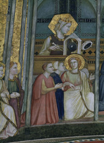 Giotto, Prudentia by AKG  Images