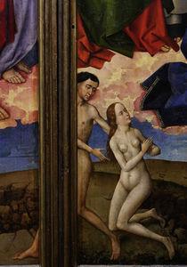 R.van der Weyden, Seliges Paar von AKG  Images