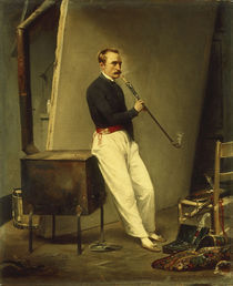 Horace Vernet, Selbstbildnis by AKG  Images