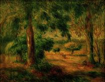 Renoir, Paysage du Midi by AKG  Images