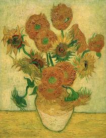 V.van Gogh, Sonnenblumen von AKG  Images