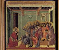 Duccio, Fusswaschung von AKG  Images