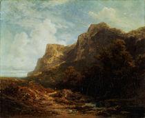 Spitzweg/Bayr.Gebirgslandschaft/um 1870 by AKG  Images