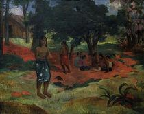 P.Gauguin/ Parau parau by AKG  Images