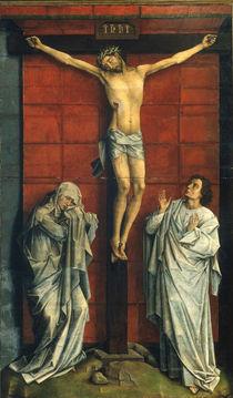 R.v.d.Weyden, Christus am Kreuz by AKG  Images
