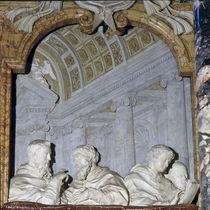 G.L.Bernini, Mitglieder Familie Cornaro by AKG  Images