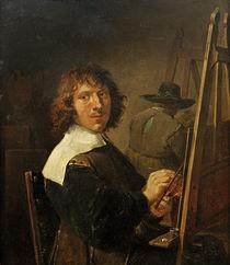D.Teniers d.J.,Das Gesicht/Selbstbildnis by AKG  Images