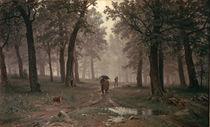 Schischkin, Regen im Eichenwald/ 1891 von AKG  Images