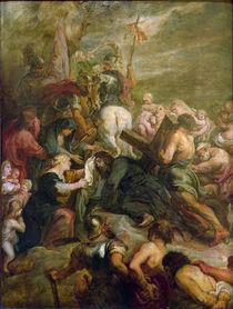 P.P. Rubens, Die Kreuztragung von AKG  Images
