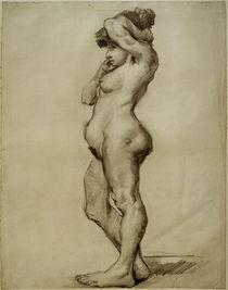 V.van Gogh, Stehender weiblicher Akt von AKG  Images