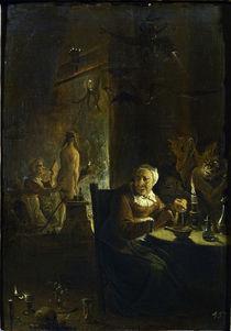 Teniers, Die Hexenkueche by AKG  Images
