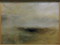 W.Turner, Seestueck mit aufkommend. Sturm by AKG  Images
