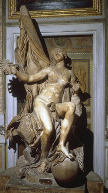 G.L.Bernini, Zeit entschleiert Wahrheit by AKG  Images