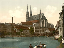 Goerlitz, St.Peter und Paul / Photochrom by AKG  Images