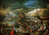 J.Brueghel d.Ae., Triumph des Todes by AKG  Images
