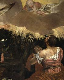 P.Veronese, Brennender Dornbusch, Det. von AKG  Images