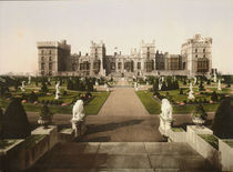 Windsor Castle / Photochrom um 1900 by AKG  Images