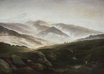 C.D.Friedrich, Erinnerung an Riesengeb. von AKG  Images