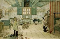 C.Larsson, Das Schlafzimmer von Mama.... by AKG  Images
