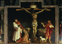 Gruenewald, Isenheimer Altar, Kreuzigung by AKG  Images