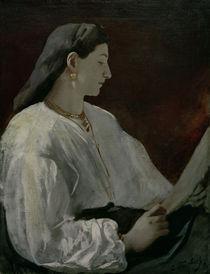 A.Feuerbach, Nanna, lesend von AKG  Images