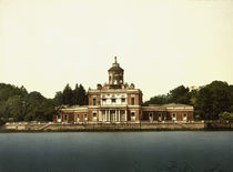 Potsdam, Marmorpalais /Foto 1898 by AKG  Images