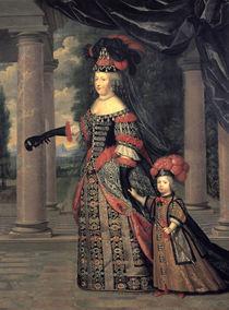 Maria Theresia v.Fk / Mignard von AKG  Images