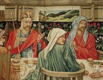 Koenig Artus u.Tafelrunde/ Burne Jones von AKG  Images