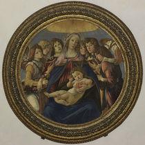 S.Botticelli, Madonna mit Granatapfel by AKG  Images