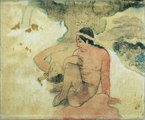 Gauguin/Studie zu: Aha oe feii von AKG  Images