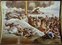 Raffael, Israeliten Rotes Meer von AKG  Images