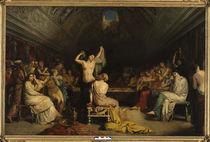 Theodore Chasseriau, Tepidarium / 1853 von AKG  Images