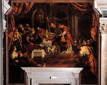 Tintoretto, Beschneidung Christi by AKG  Images