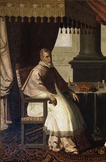 Papst Urban II. / Gem.v.Zurbaran von AKG  Images
